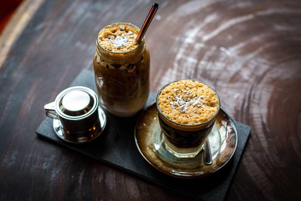 Umibar Kaffeespezialitäten