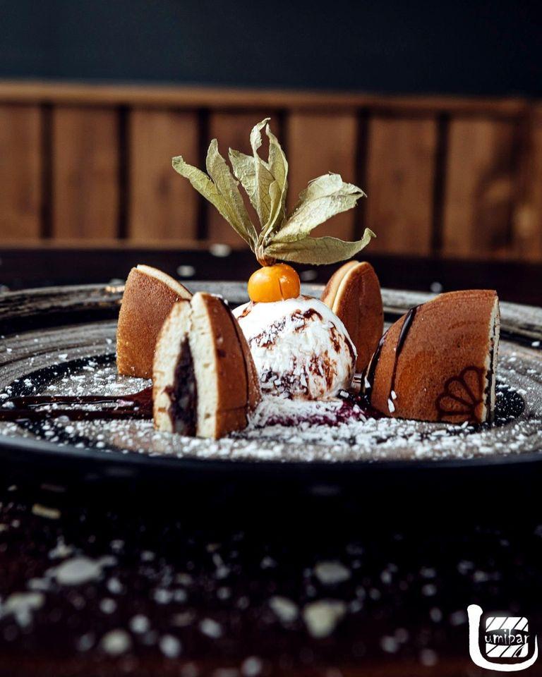 Schoko Eiscreme Dessert